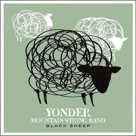 Yonder Mountain String Band Black Sheep 180g Vinyl 2LP w/ D-Side Etching + Download