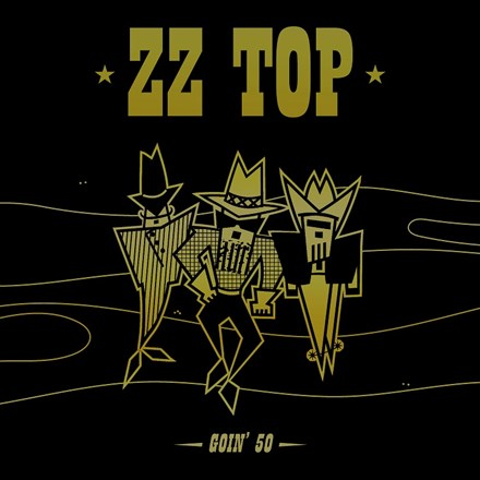 ZZ Top - Goin' 50 180g 5LP Vinyl Box Set