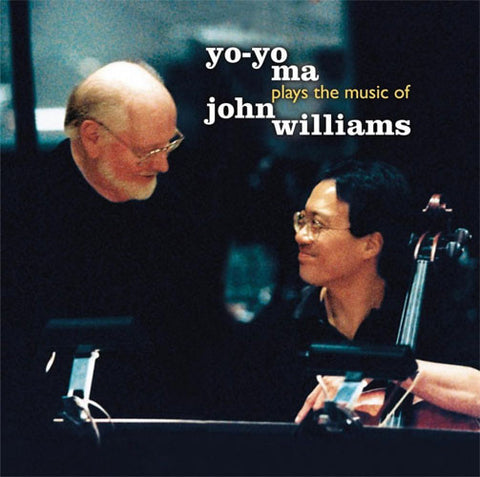 Yo-Yo Ma - Plays The Music Of John Williams 180g Import Vinyl 2LP