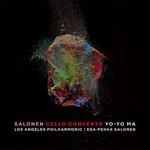 Yo-Yo Ma - Salonen's Cello Concerto 180g Import Vinyl LP