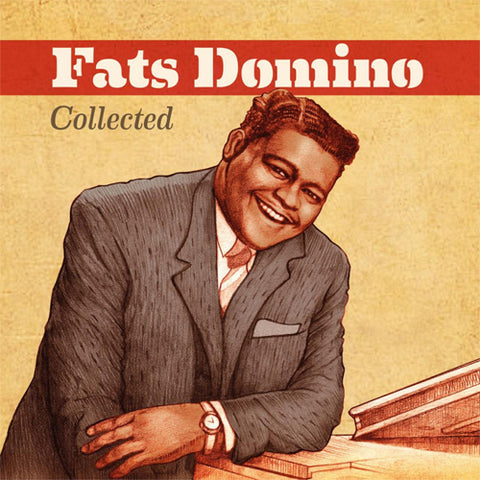 Fats Domino Collected Numbered Limited Edition Colored 180g Import Vinyl 2LP