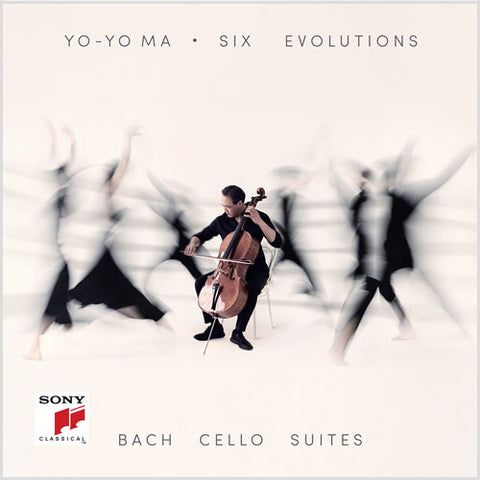 Yo-Yo Ma - Six Evolutions - Bach Cello Suites Vinyl 3LP