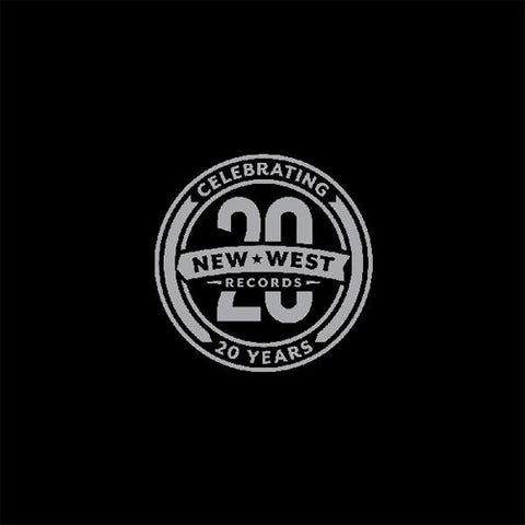 New West Records 20th Anniversary Various Artist Colored Vinyl 6LP Box Set