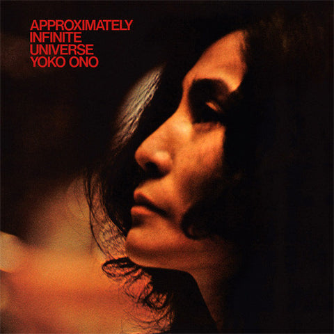 Yoko Ono - Approximately Infinite Universe Vinyl 2LP