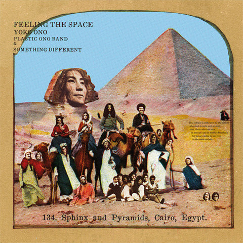 Yoko Ono - Feeling the Space Vinyl LP