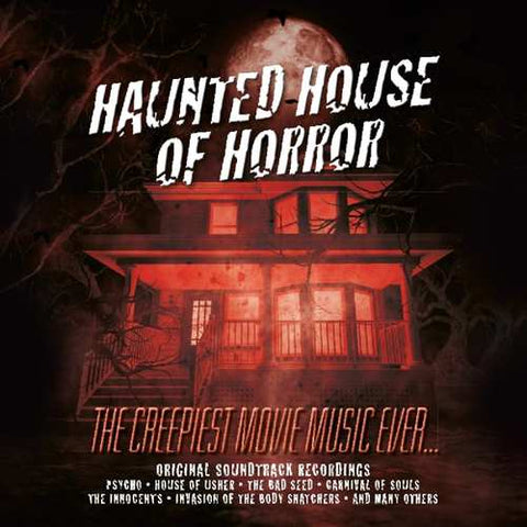 Haunted House Of Horror The Creepiest Movie Music Ever DMM 180g Import Vinyl LP