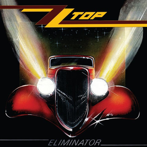 ZZ Top - Eliminator Import Vinyl LP - direct audio
