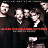 Alison Krauss & Union Station - So Long So Wrong on Numbered Limited-Edition 180g 2LP Set from Mobile Fidelity - direct audio