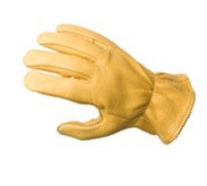 Superior Elkskin Leather Gloves - Thinsulate™ Lining - Cowboy Hats and More