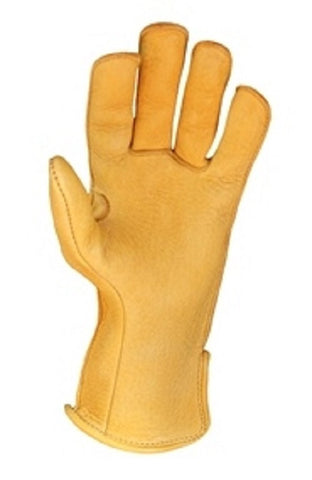 Elkskin Leather Falconry Glove - Cowboy Hats and More