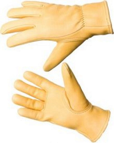 Keystone Deerskin Leather Glove with Sherpa® Lining - Cowboy Hats and More