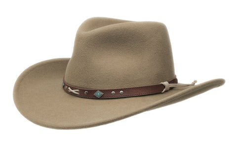 Black Creek Crushable Wool Texas Legacy Cowboy Hat - Cowboy Hats and More