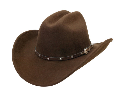 Blake Crushable Wool Cowboy Hat - Cowboy Hats and More  - 1