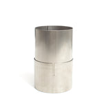 3.5″ Titanium Slip Joint Connector – 1.2mm/.047″ Wall