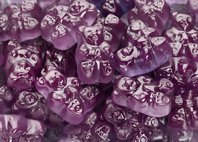Concord Grape Gummi Bears