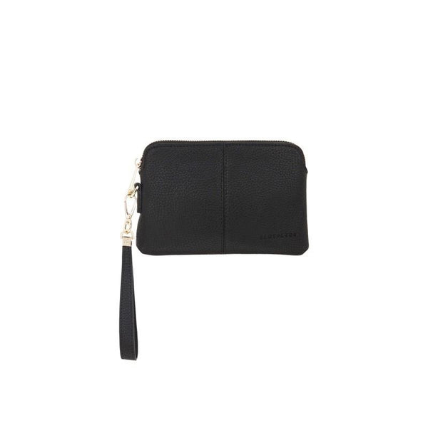Bowery Coin Purse - Black