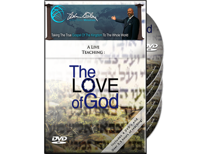 The Love Of God (4 DVDs)