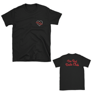 I Heart You CUSTOM Bad Dads Club Shirt (Design with your Kid's Names) - THE BAD DADS CLUB
