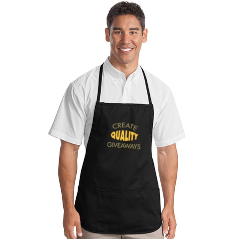 Port Authority® Medium Length Apron (Q41240)