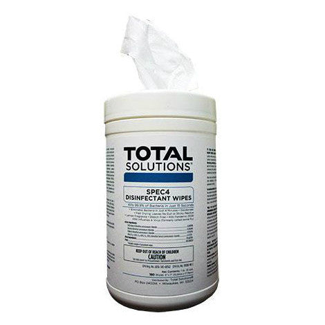 Hospital Grade Quat Based Disinfectant Wipes