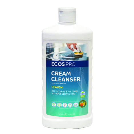 Creamy Hard Surface Cleanser (Earth Friendly)