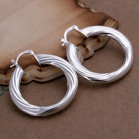 Sterling Silver Multi-Mini Hoops - rubiquejewelry.com