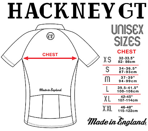 Hackney GT Typo unisex performance base layer