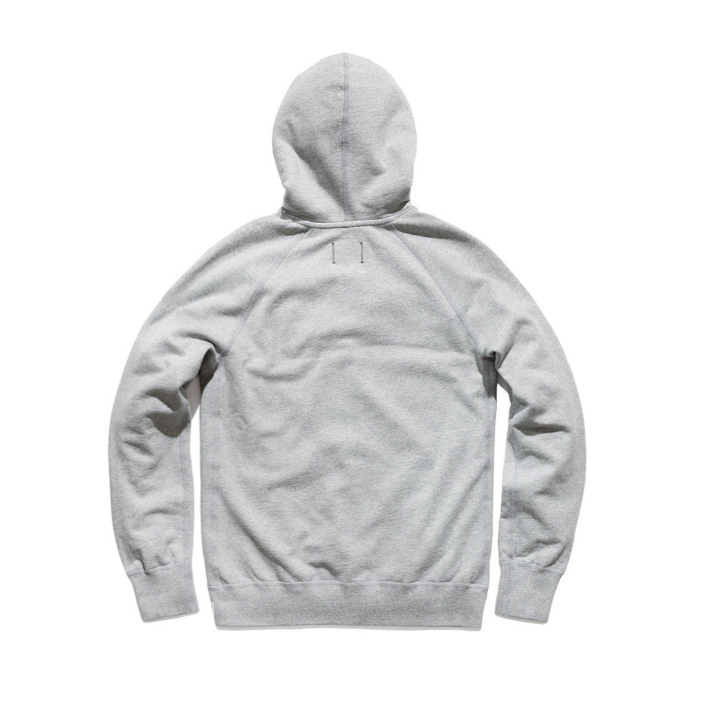 Reigning Champ Pullover Hoodie, Heather Grey