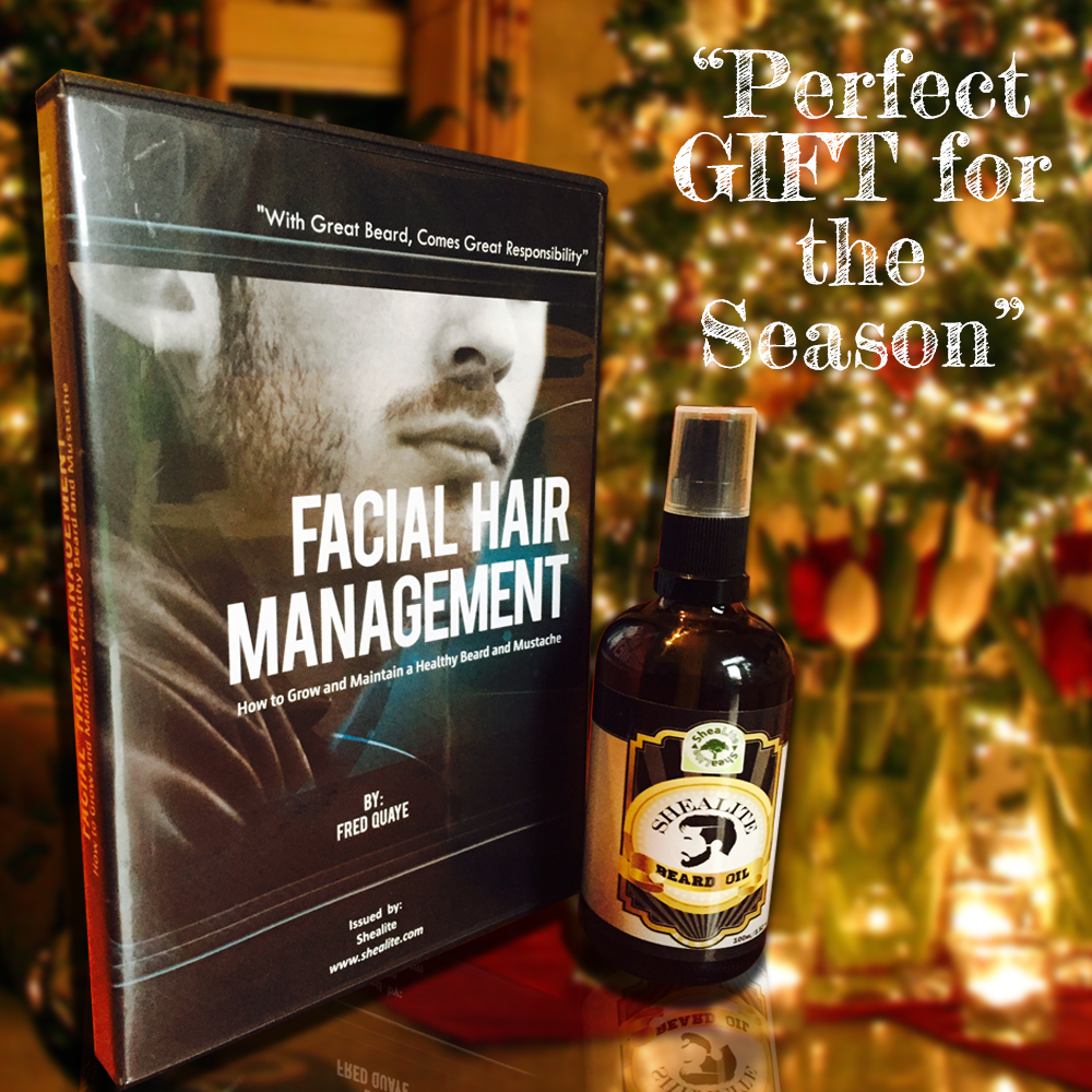 Best Beard Oil & Facial Hair Management CD