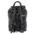 Hudson Leather Backpack - Back