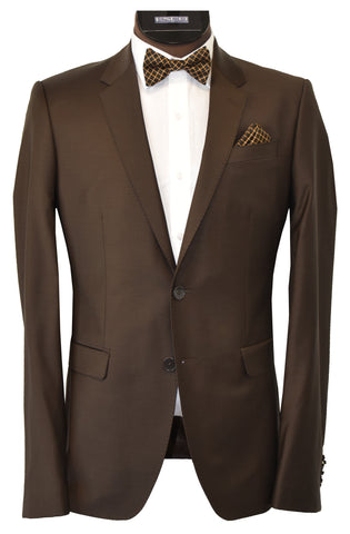 LIEF HORSENS 2 PIECE SUIT- BLACK LABEL/BARK
