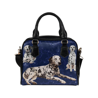 Dalmatian Lover Shoulder Handbag - TeeAmazing