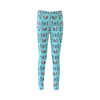 Dalmatian Pattern Cassandra Women's Leggings - TeeAmazing