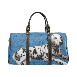 Dalmatian Dog New Waterproof Travel Bag/Small - TeeAmazing