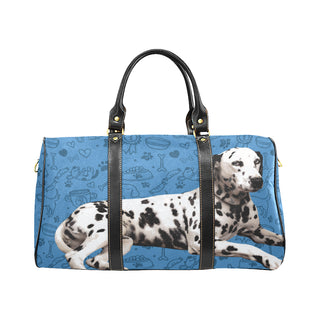 Dalmatian Dog New Waterproof Travel Bag/Large - TeeAmazing