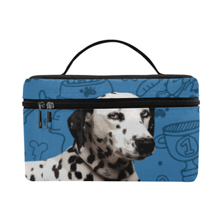 Dalmatian Dog Cosmetic Bag/Large - TeeAmazing