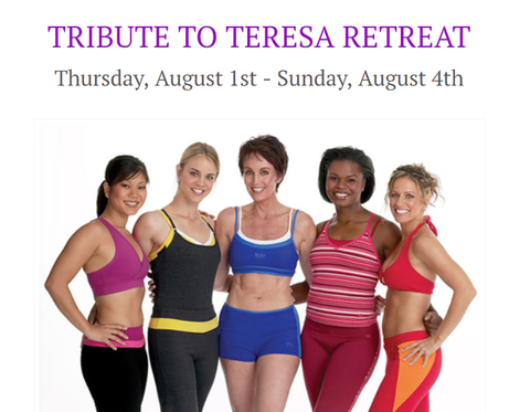 2019 Tribute to Teresa Retreat - August 1-4, 2019