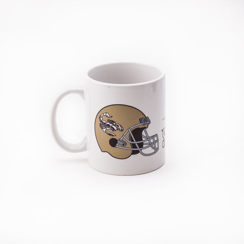 Team Helmet Coffee Mug