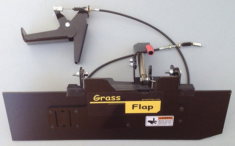 GF3-4470-6 Heavy-Duty GrassFlap with RE Pedal