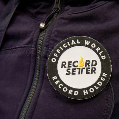 World Record Patch & Premium Adjudication