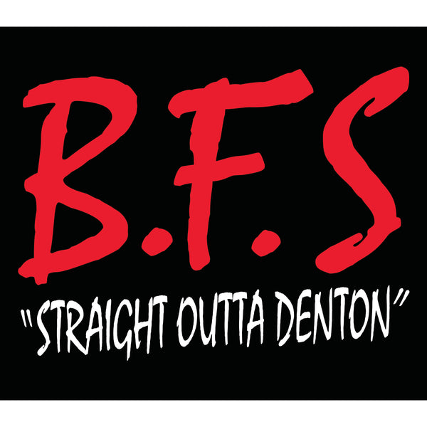 Bowling For Soup - Straight Outta Denton Sticker