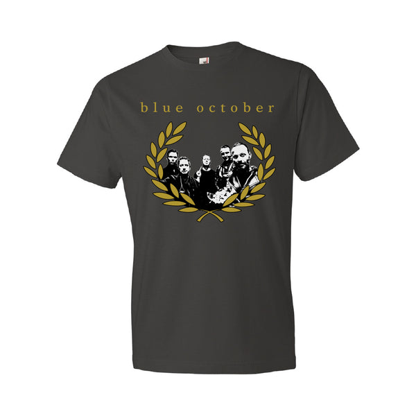 Blue October - King Band Photo Tee