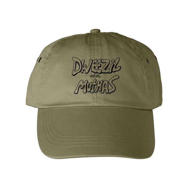 Dweezil Zappa - Dweezil and the Muthas Logo Hat (Khaki)