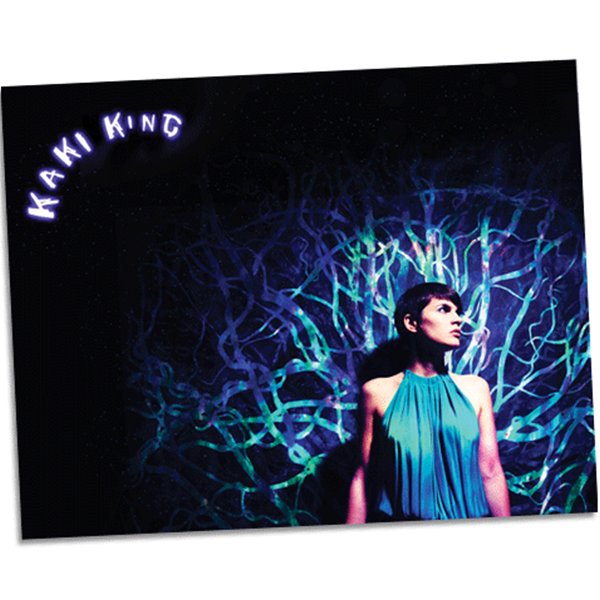 Kaki King - Glow Cover Poster