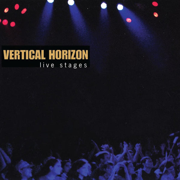 Vertical Horizon - Live Stages CD