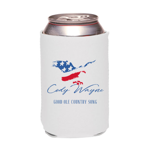 Cody Wayne - Good Ole Country Song Koozie