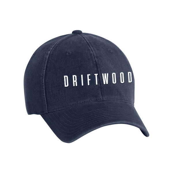 Driftwood - Embroidered Logo Hat