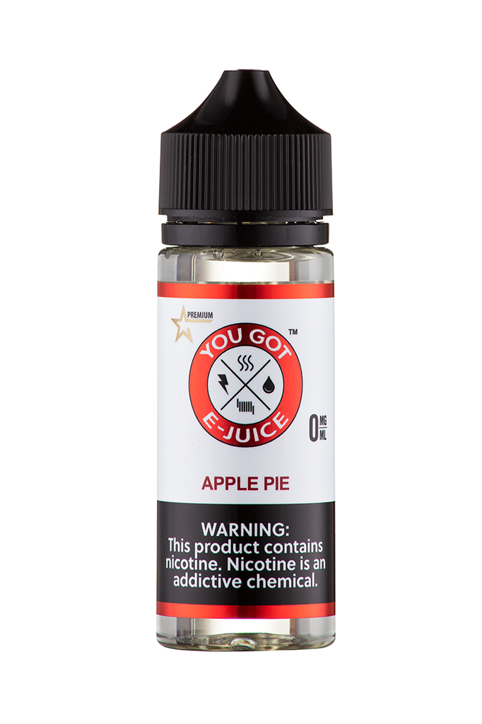 Apple Pie 120ML - yougotejuice.com
