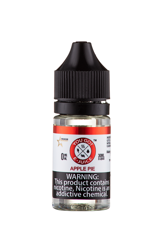 Apple Pie 30ML - yougotejuice.com