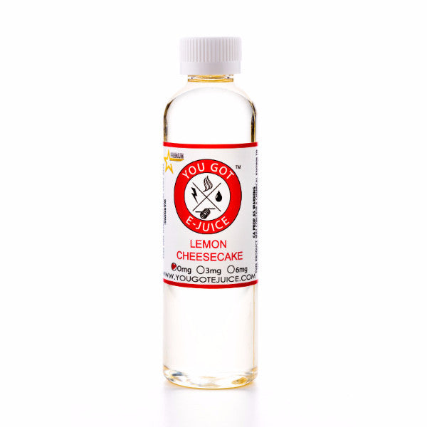 Lemon Cheesecake 240ML - yougotejuice.com